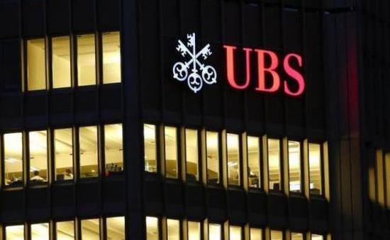 Ngân hàng UBS sẽ tính phí tiền gửi với đồng Euro từ tháng 5