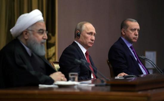 Hội nghị Thượng đỉnh 3 bên về Syria