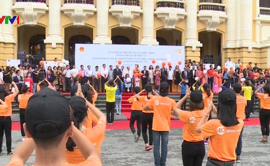 Phó Chủ tịch nước dự Lễ kỷ niệm Ngày Dân số thế giới ở Việt Nam