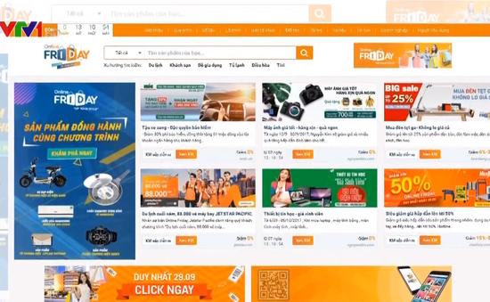 Hơn 3.000 doanh nghiệp sẽ tham gia Ngày mua sắm trực tuyến Online Friday
