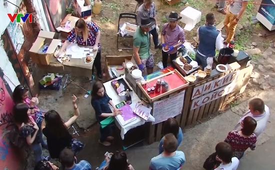 Ngày Nhà hàng - Sự kiện ẩm thực sôi động tại Nga