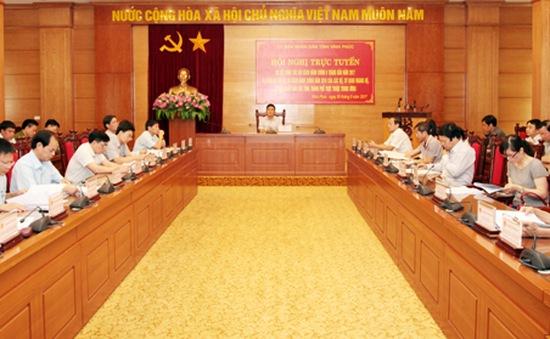 Hội nghị sơ kết về cải cách hành chính 6 tháng đầu năm 2017