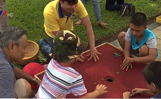 Đa dạng hoạt động hè cho trẻ em nghèo tại TP.HCM