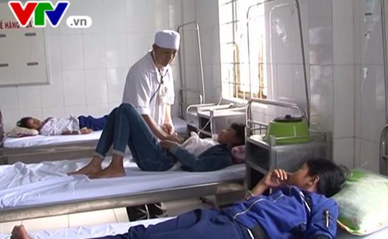 86 học sinh bị ngộ độc thực phẩm ở huyện Sa Thầy, Kon Tum xuất viện