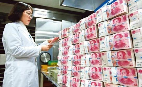 Dự trữ ngoại hối của Trung Quốc tăng tháng thứ sáu liên tiếp