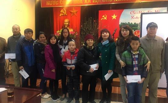 Công đoàn Đài THVN ủng hộ đồng bào Nam Trung Bộ, Tây Nguyên khắc phục thiệt hại do lũ lụt