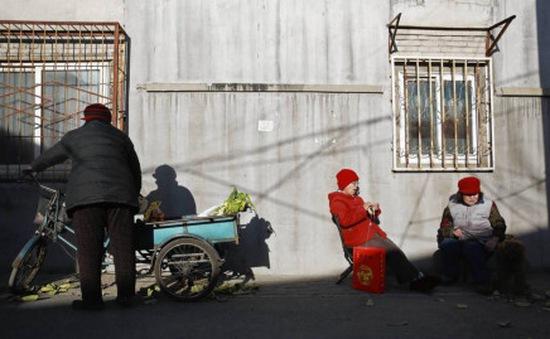 Chiến dịch dọn dẹp ngõ hẻm tại Bắc Kinh