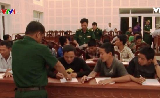 Indonesia trao trả 45 ngư dân Việt Nam