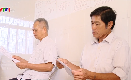 Chăm sóc người cao tuổi dựa vào cộng đồng