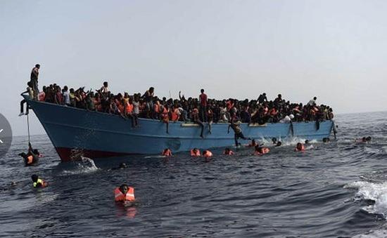 Hơn 33.000 người di cư thiệt mạng khi cố vượt Địa Trung Hải