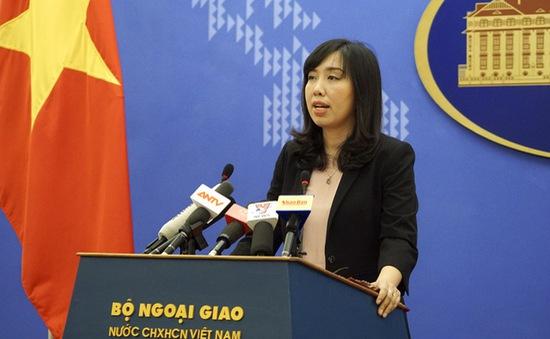Việt Nam phản đối Trung Quốc xây dựng rạp chiếu phim trên đảo Phú Lâm