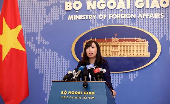 Phản ứng của Việt Nam trước những diễn biến mới ở Syria