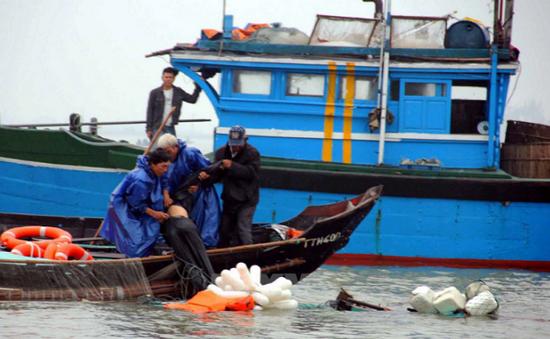 Cà Mau chủ động ứng phó thời tiết xấu trên biển
