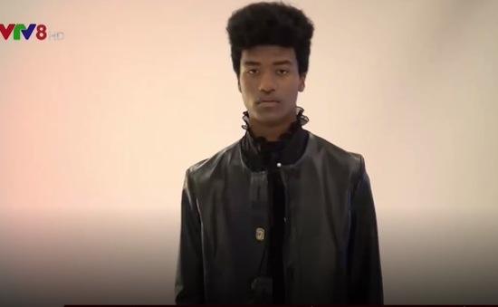 Người mẫu da màu đầu tiên ở Hàn Quốc