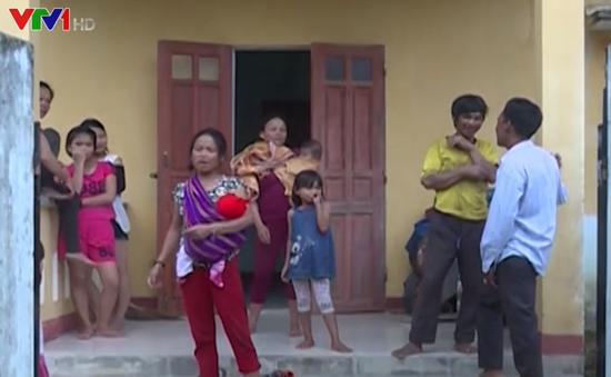 Nguy cơ tái nghèo ở khu tái định cư vùng thủy điện Dakdrinh