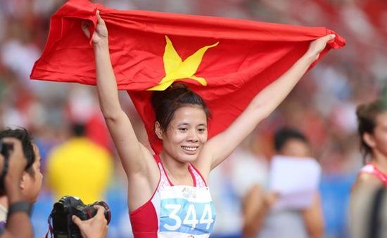 Nguyễn Thị Huyền sẵn sàng cho SEA Games 29