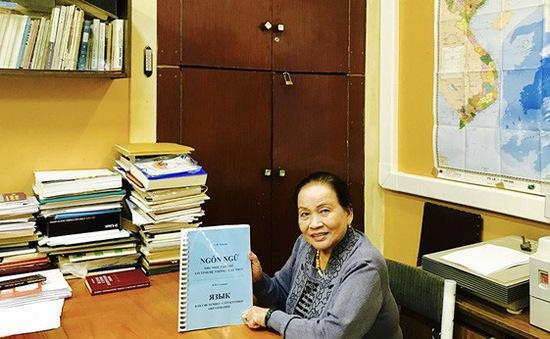 Nhà khoa học nữ Việt Nam được nhận Huy chương Pushkin của Nga