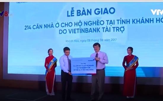 Khánh Hòa bàn giao hơn 200 nhà ở cho hộ nghèo