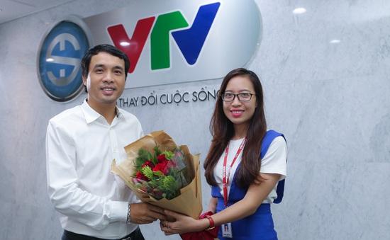 """GLTT cùng Nhà báo Phan Ngọc Tiến - """"Chỉ huy trưởng"""" chiến dịch SEA Games 29 trên sóng VTV"""