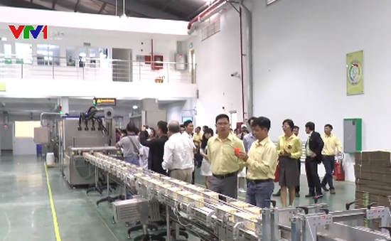 Vinasoy khánh thành nhà máy thứ ba tại Bình Dương