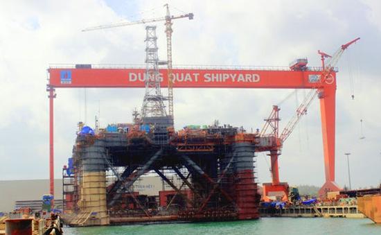 Bộ Công thương sẽ thanh tra Dự án nhà máy đóng tàu Dung Quất