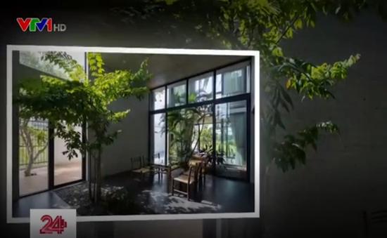 Công ty Võ Trọng Nghĩa đoạt 2 giải thưởng tại Festival kiến trúc thế giới