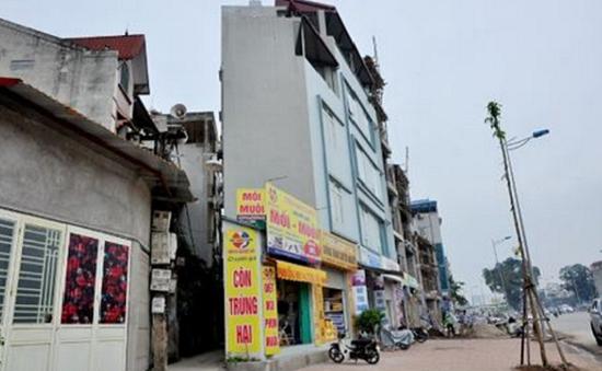 Xử lý phần lớn công trình vi phạm xây dựng tại Hà Nội