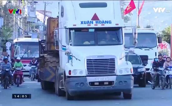 Mất an toàn giao thông tại các cửa ngõ ra vào Nha Trang
