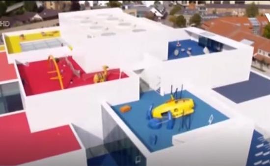 Lego House – Không gian kiến trúc từ Lego lớn nhất thế giới