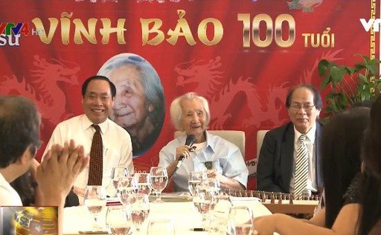 Tôn vinh những đóng góp của nhạc sư tròn 100 tuổi