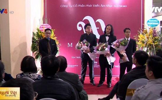 Startup đầu tiên của Việt Nam về âm nhạc cổ điển