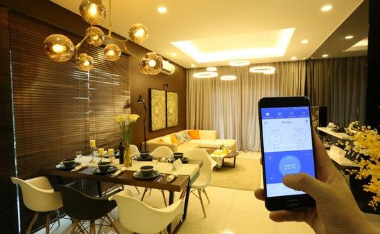 Nhà thông minh Bkav SmartHome thế hệ 2: Bật tắt tivi, điều hòa bằng giọng nói