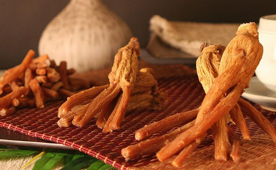 Việt Nam là thị trường xuất khẩu nhân sâm lớn thứ 5 của Hàn Quốc