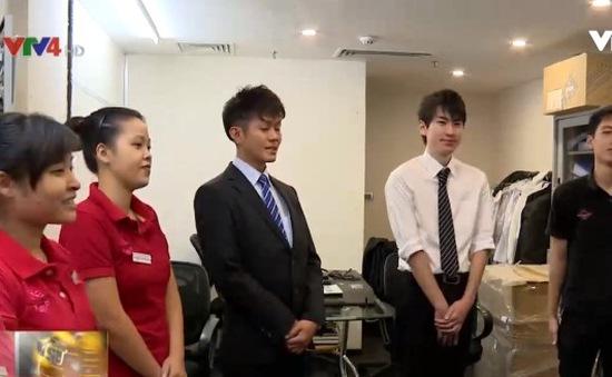 Dịch vụ khách sạn dành cho người Nhật tại Việt Nam phát triển
