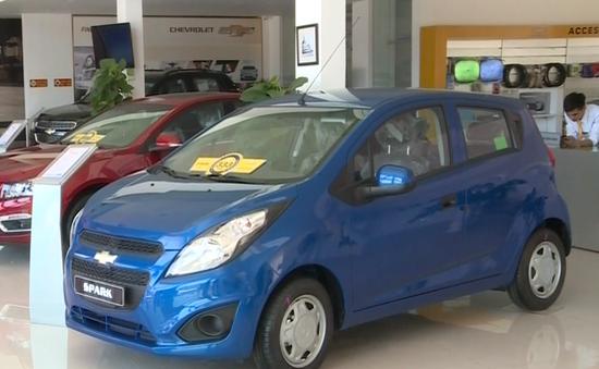 Nhập khẩu ô tô 6 tháng đầu năm: Tăng về lượng, giảm về giá trị