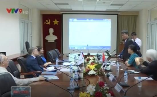 Ký kết đầu tiên giữa Nga và Việt Nam về ung thư nhi