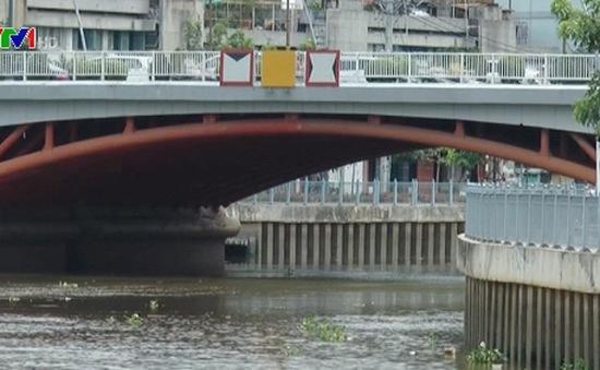 Sẽ hút nước kênh Nhiêu Lộc - Thị Nghè để giảm ô nhiễm
