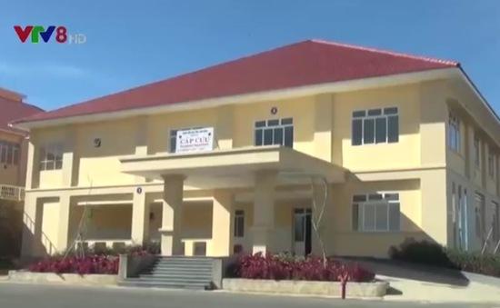 Bệnh viện Nhi Lâm Đồng đi vào hoạt động