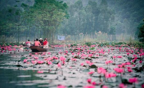 5.000 người phục vụ Lễ hội chùa Hương 2017