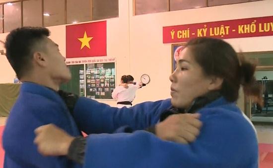 Nguyễn Thị Như Ý - hy vọng vàng của Judo Việt Nam tại SEA Games 29