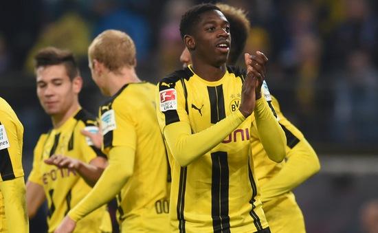 """Oussana Dembele chính thức """"gật đầu"""" với Barca"""
