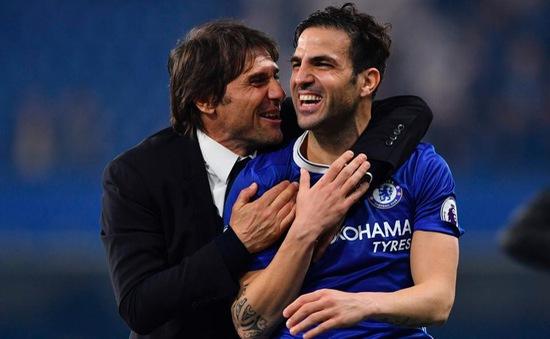 """Conte dựng hàng rào cho Fabregas, ngăn """"vòi bạch tuộc"""" của Mourinho"""