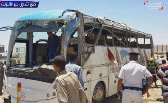 Xả súng đẫm máu tại Ai Cập, ít nhất 23 người thiệt mạng