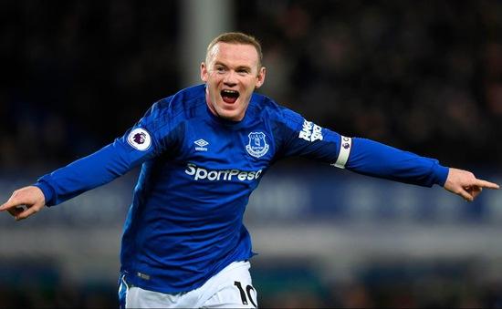 Lập hat-trick sau 2272 ngày, Rooney đi vào lịch sử Premier League
