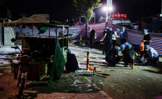 Xác định 1 nghi phạm trong vụ nổ gần trường mẫu giáo ở Trung Quốc