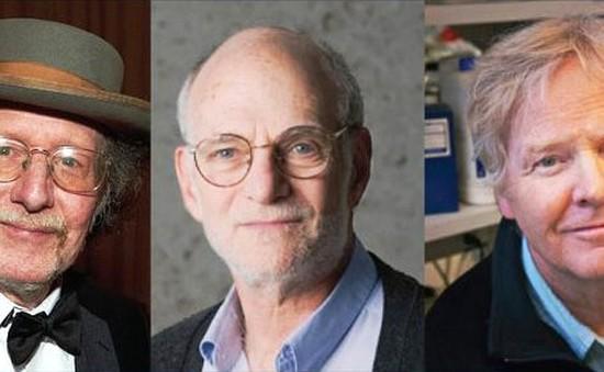 3 nhà khoa học Mỹ đoạt giải Nobel Y học 2017