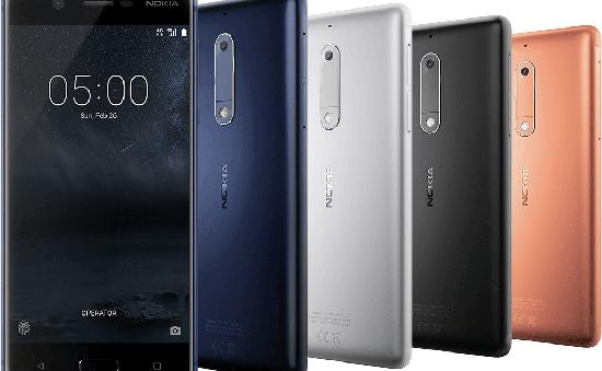 Android O sẽ sớm được cập nhật trên 3 smartphone mới của Nokia