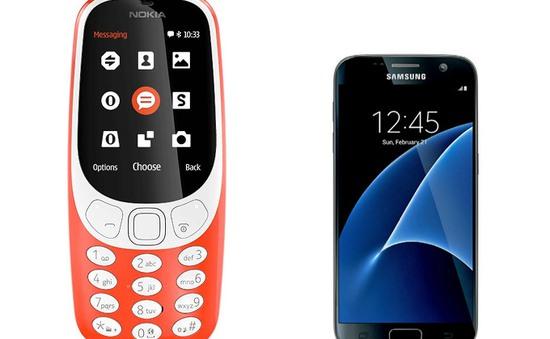 "Camera của Nokia 3310 ""ăn đứt"" Galaxy S7?"