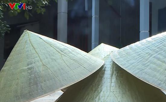 Nón lá sen - Sản phẩm lưu niệm độc đáo xứ Huế