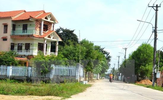 Nợ đọng xây dựng nông thôn mới chỉ còn 1.500 tỷ đồng